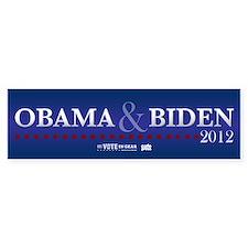 FREE - Obama Biden 2012 Bumper Bumper Sticker