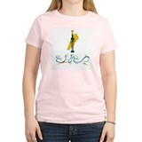 The Phoenician Women's Pink T-Shirt