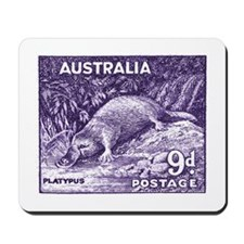 Unique Echidnas Mousepad