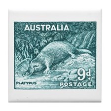 Cool Echidnas Tile Coaster