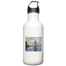 Claude Monet Sailboat Water Bottle