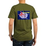 Salyut Space Station T-Shirt