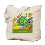 Cool Food service Tote Bag