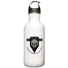 1st Zombie Hunters Water Bottle
