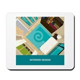 Unique Interiors Mousepad