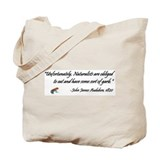 Naturalists Tote Bag