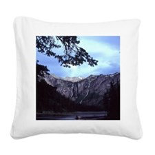 Unique Avalanche Square Canvas Pillow