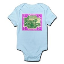 Cute Antique Infant Bodysuit