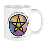 Oregon Coast Pan Pagan Gathering Mug