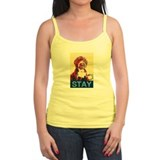 Obama Dogs Ladies Top