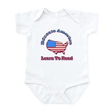 Educate America Infant Creeper