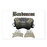 Bandoneon 2 Postcards (Package of 8)