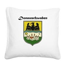 Donauschwaben Square Canvas Pillow