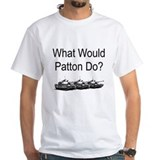 What Would Patton Do? Shirt