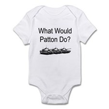 What Would Patton Do? Infant Creeper