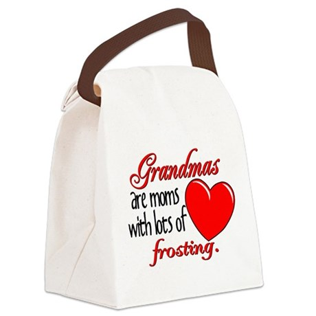 frosting.png Canvas Lunch Bag