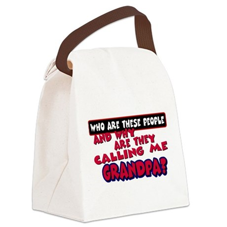 callinggpaa.png Canvas Lunch Bag