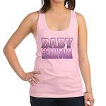 Baby Grandma Racerback Tank Top