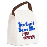YCSM - I Have Nephews Canvas Lunch Bag