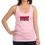 meanestmom.png Racerback Tank Top
