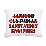 great aunt.png Rectangular Canvas Pillow