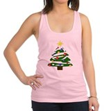 Christmas Tree copy.png Racerback Tank Top