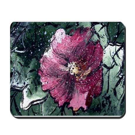 Floral Mousepad