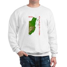 Belize Maya Archaeology Sweatshirt