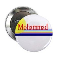 "Mohammad 2.25"" Button (10 pack)"