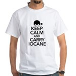 Keeo Calm and Carry Iocane T-Shirt