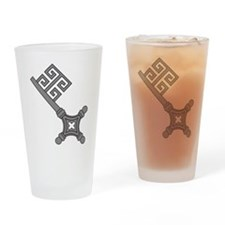 Bremer Schluessel Drinking Glass