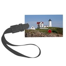 Nubble Light Luggage Tag