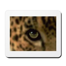 tiger eye Mousepad