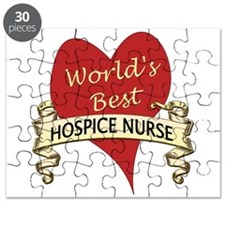 Cute Heart doctor Puzzle