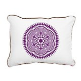 Cute Ovnis Rectangular Canvas Pillow