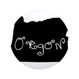 "Oregon 3.5"" Button (100 pack)"