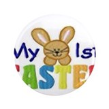 My 1st Easter 3.5&quot; Button