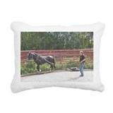 Nyby Driving Rectangular Canvas Pillow