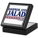 Darmok and Jalad at Tanagra 2012 Keepsake Box
