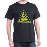 Explosive Symbol  T-Shirt