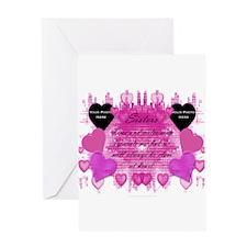 SisterHeart Greeting Card