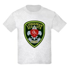 Lithuanian Scout Badge T-Shirt