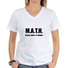 Math Abuse Shirt