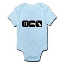 Eat Sleep Violin Infant Bodysuit