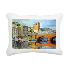 Bosa - New! Rectangular Canvas Pillow