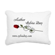 Author Sylvia Day Rectangular Canvas Pillow