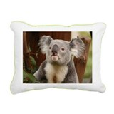 Koala Bear 10 Rectangular Canvas Pillow