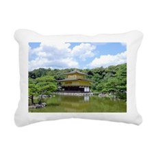 Japan Zen Kyoto Rectangular Canvas Pillow