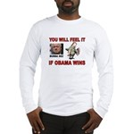BUBBA CLINTON Long Sleeve T-Shirt