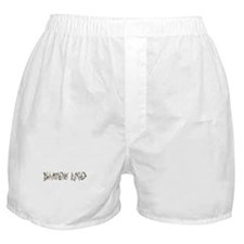 Damien Rice Boxer Shorts